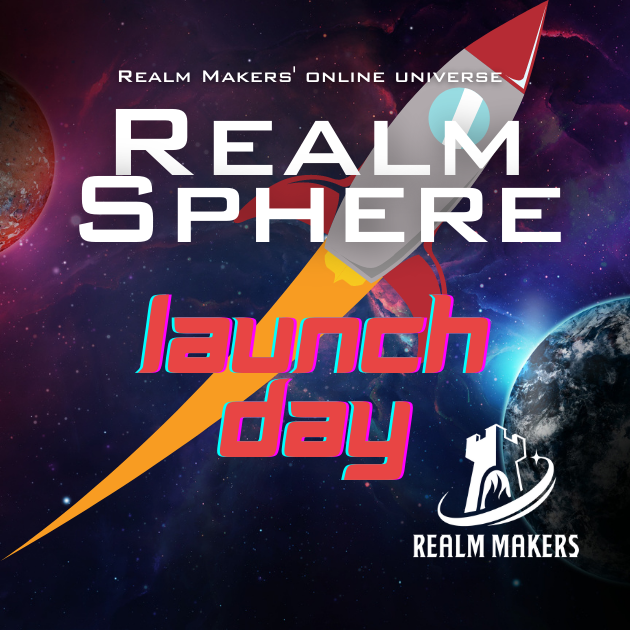 You are currently viewing RealmSphere is go for launch!