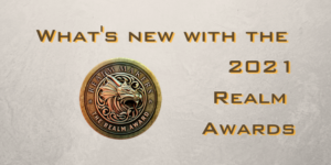 What's New with the 2021 Realm Awards