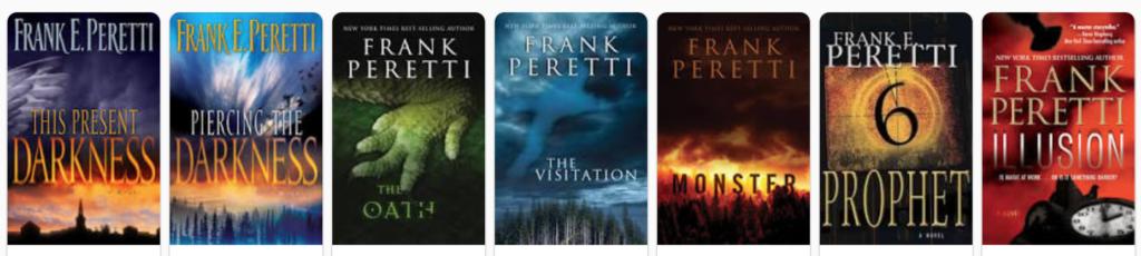 Books by Frank Peretti