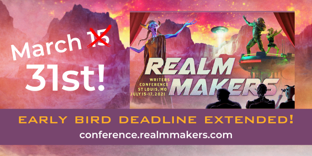 Conference Update: Early bird extended until March 31st!