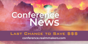 The Conference RealmSphere Group is Open