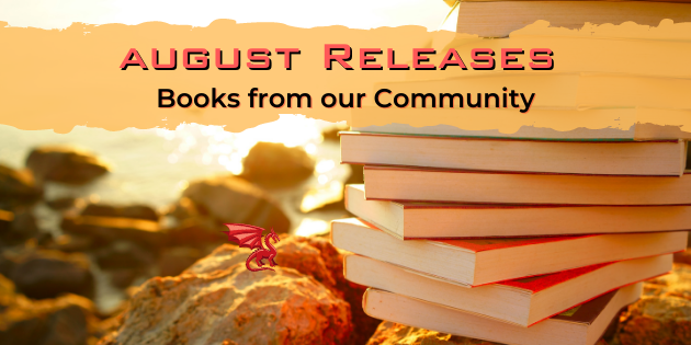 You are currently viewing New Releases: August